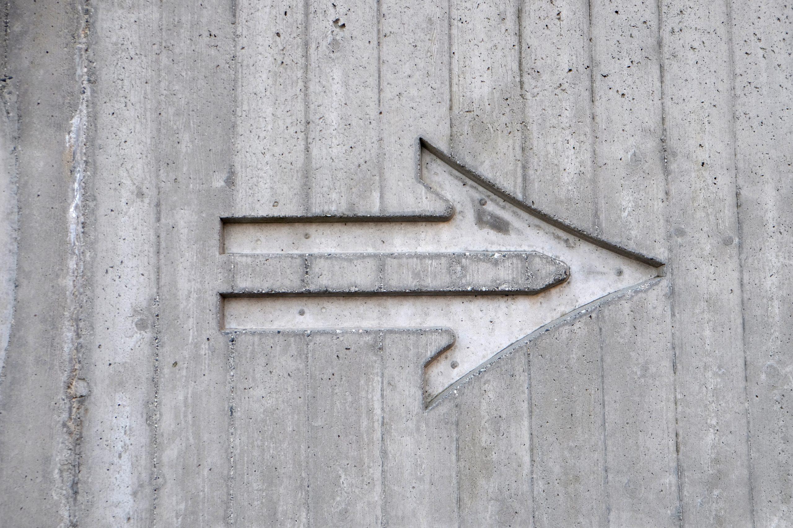 Right Arrow (Steinar Engeland)