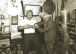 Pan Nam and Eddie Chong
