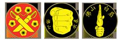Chongs Kung Fu Horizontal Logo
